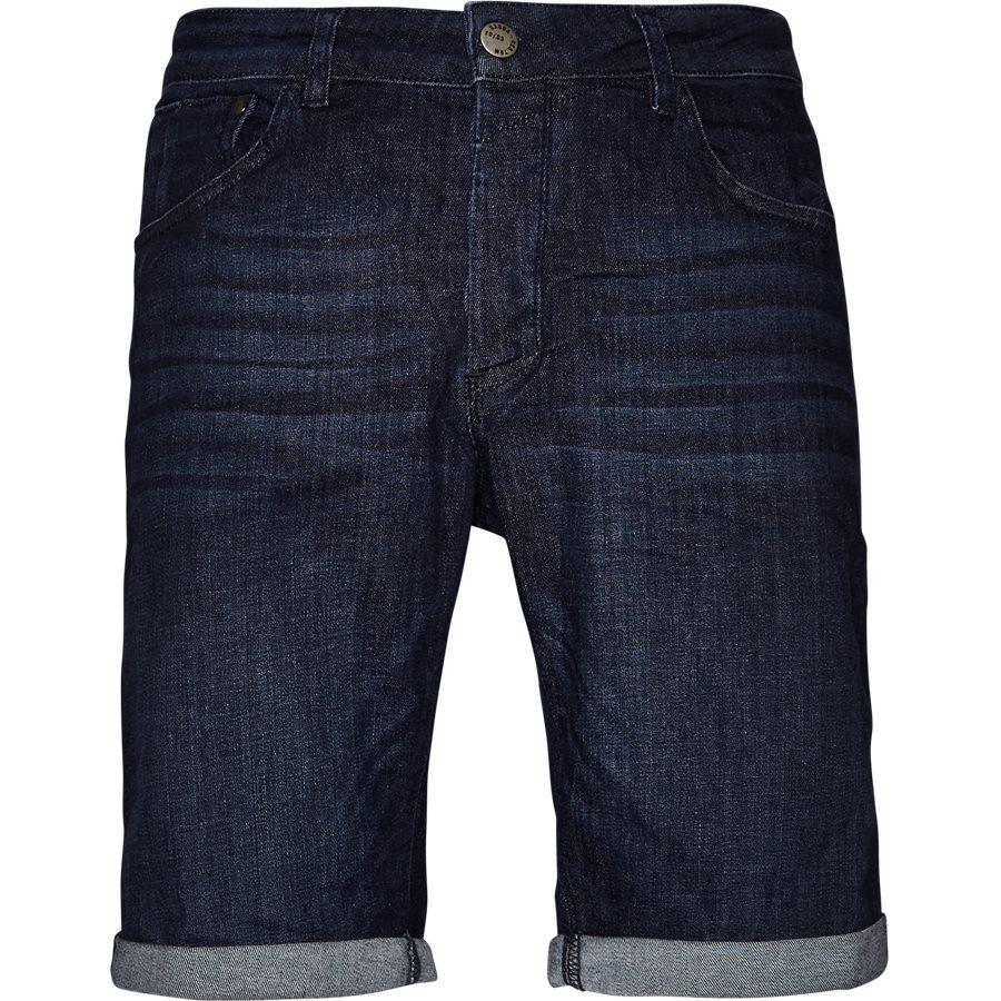 JASON SHORTS K1703 RS0962 - Jason Shorts - Shorts - Regular - MØRK DENIM - 1